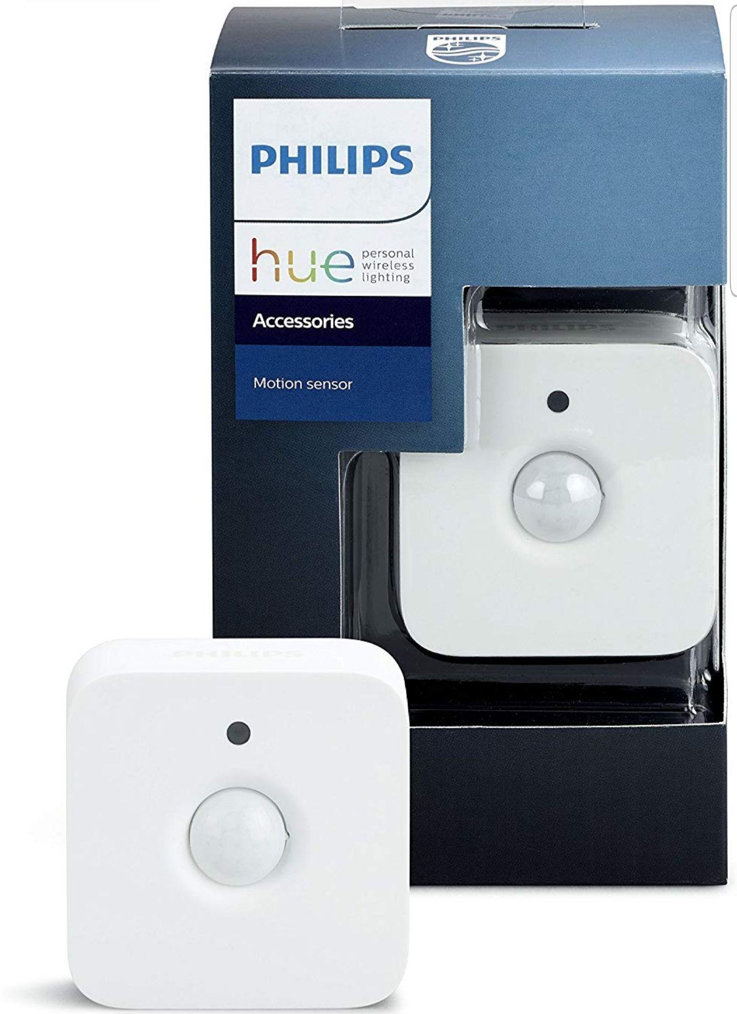 Philips Hue Bewegingssensor, draadloos, wit, verpakking van 1