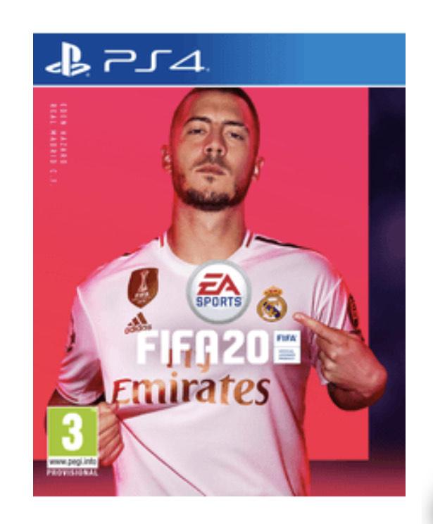 FIFA 20 voor PS4 bij MM, van €59 voor €49