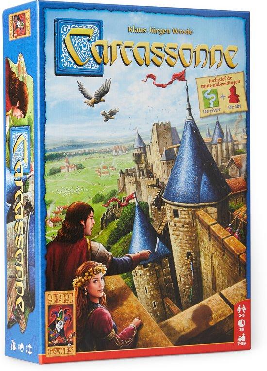 Carcassonne bordspel (nieuwe editie) bij bol.com