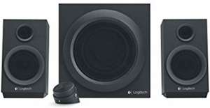 Logitech Z333 2.1 speakerset @ Amazon.de