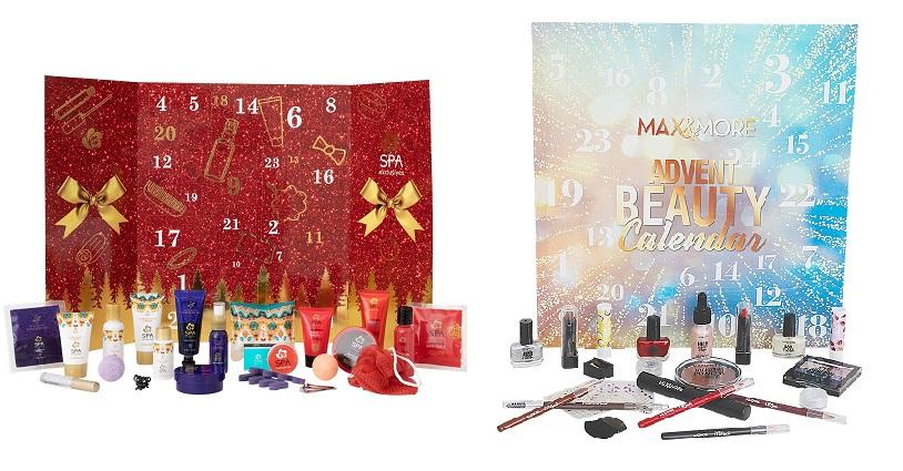 Max & More of Spa Exclusives Adventskalenders voor €8,88 @ Action