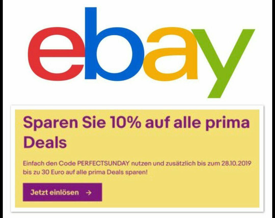 10% korting op eBay Duitse WOW deals, oa Nintendo Switch nieuwe versie €269,10