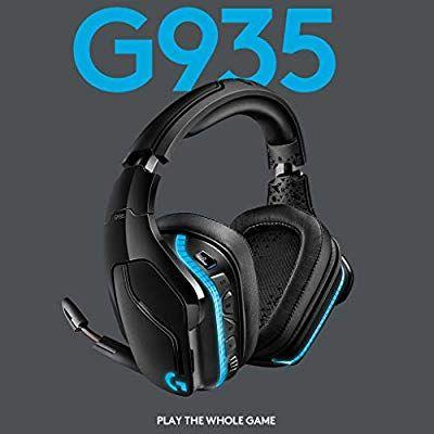 Logitech G935 Draadloze gaming-koptelefoon