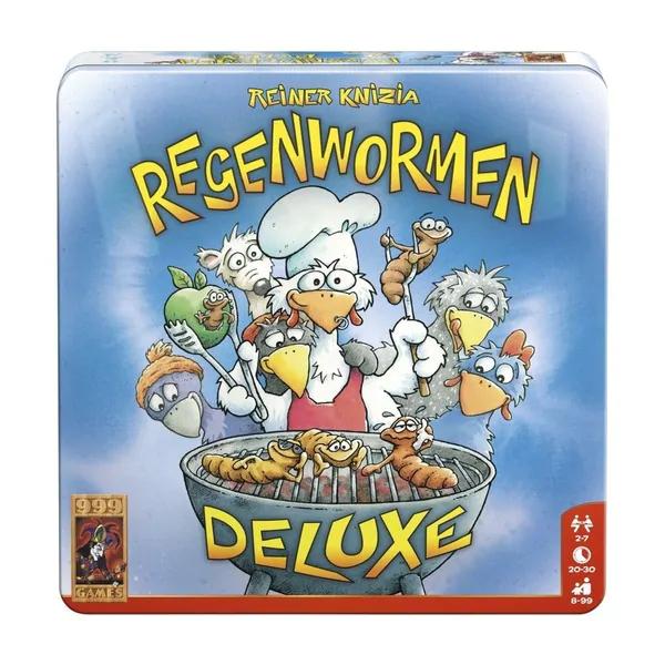 Regenwormen deluxe 999 games hoge korting bij kruidvat