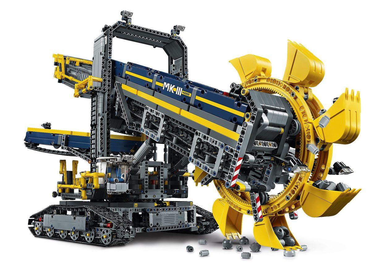 amazon.de LEGO 42055 emmerwiel graafmachine vergelijk de goedkoopste hierna is vanaf 269.90 268 euro