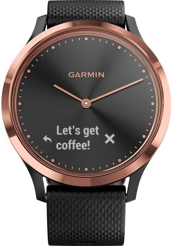 vivomove HR Sport (S/M) smartwatch 30% korting