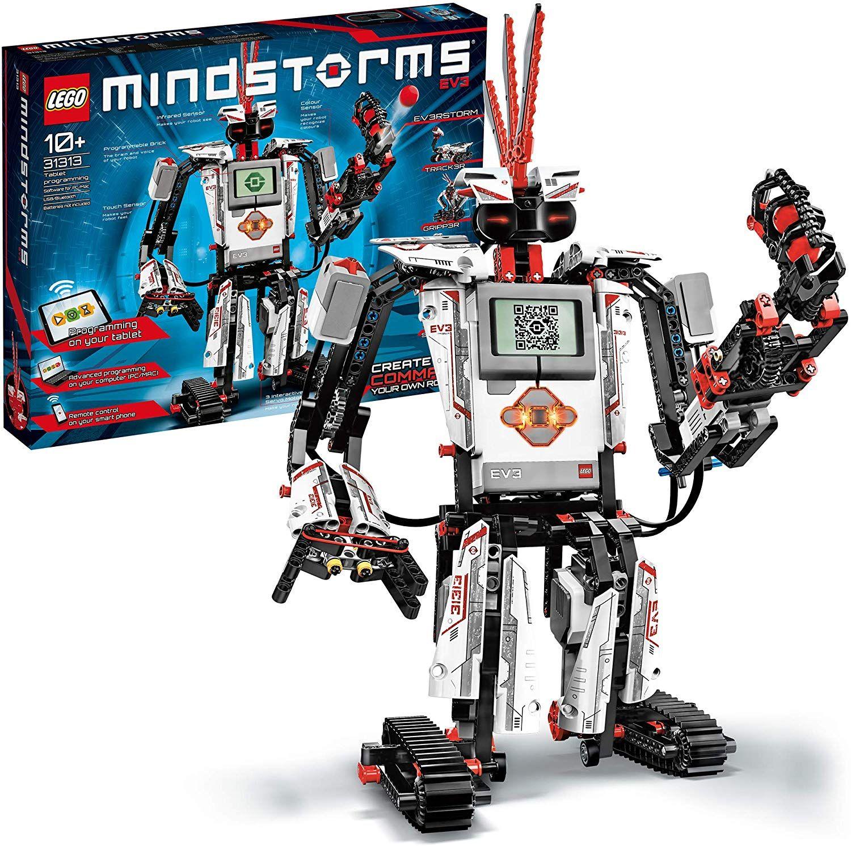 LEGO® MINDSTORMS® EV3 (31313) @amazon.uk. Laagste prijs ooit.