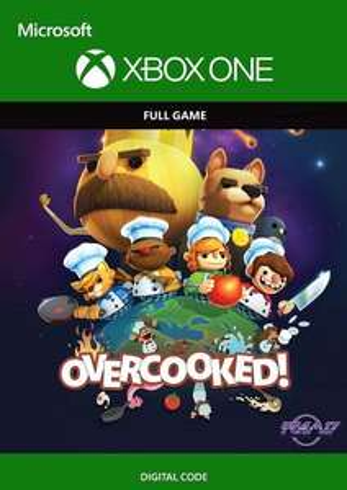 Overcooked Xbox One.  Laagste prijs op dit moment  @cdkeys.com