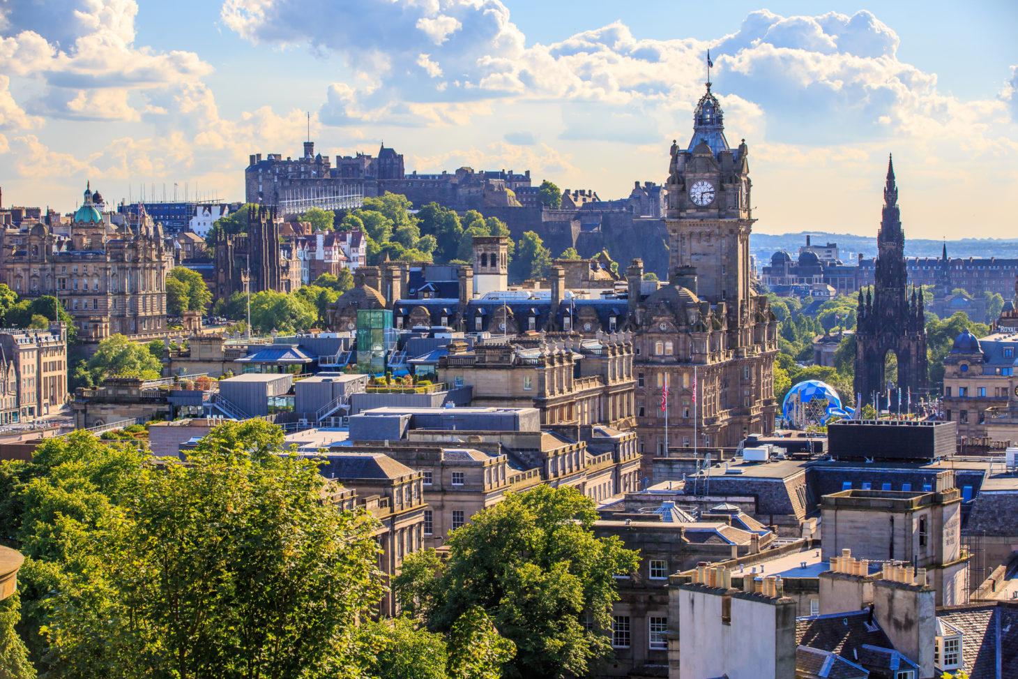 Bespaartips Edinburgh