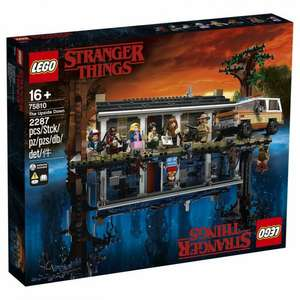 The Upside Down (75810) LEGO