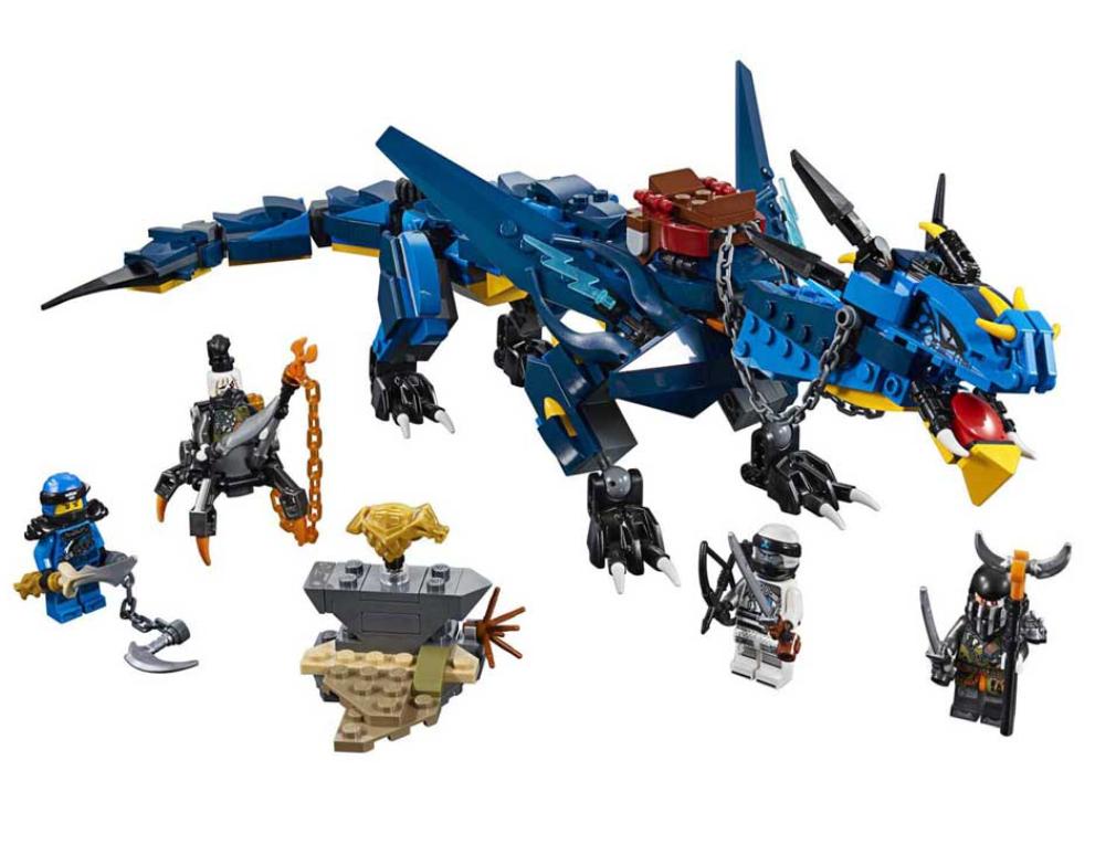 LEGO Stormbringer 70652 laagste prijs ooit (-66%)