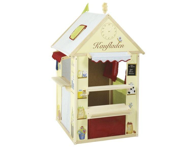 Mega groot ROBA® 4-in-1 speelhuis