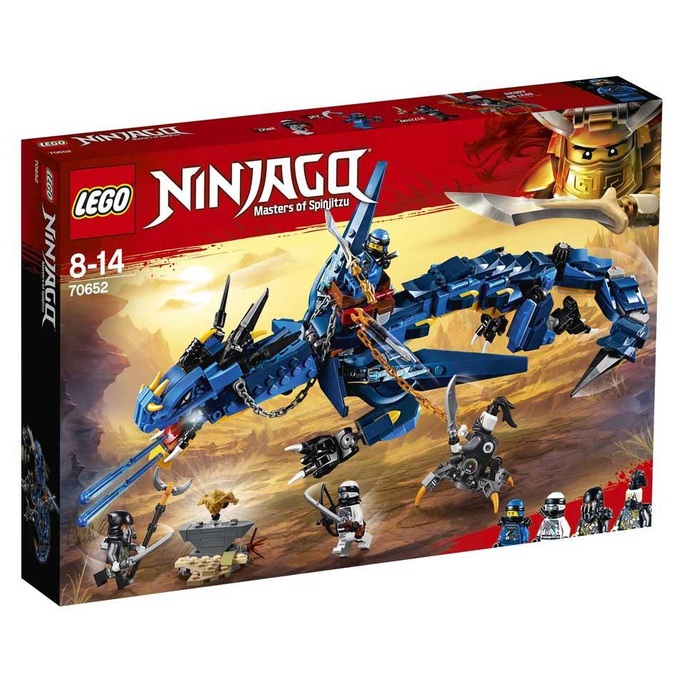LEGO Ninjago Stormbringer 70652 voor 15,29 euro bij Intertoys