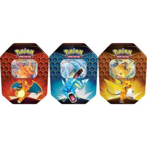 Pokemon Hidden Fates Tin bundel
