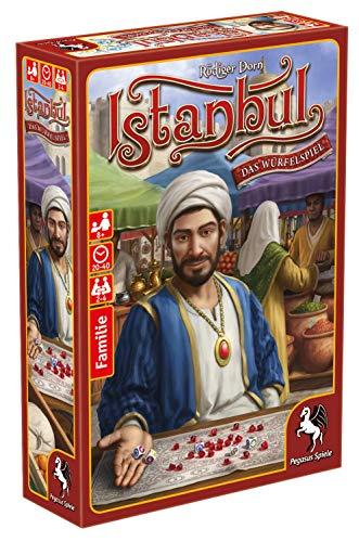 [Nu €11,19] Istanbul dobbelspel [DU/ENG) voor €12,87 @ amazon.de
