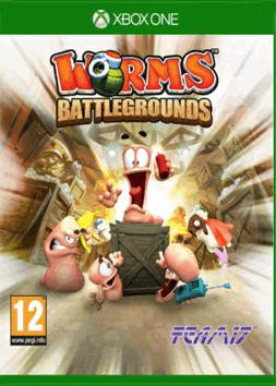 Worms: Battlegrounds (Xbox One) voor € 23,69 @ Game.co.uk