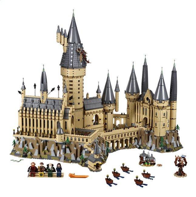Lego hogwarts castle / levering alleen in belgie evt via ophaalpunt.