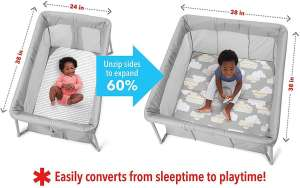 Skip Hop Play to Night baby reisbed voor €68.99 @ bol.com