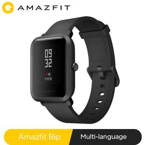 Amazfit Bip Smart Horloge op 11.11 [AliExpress Deals]