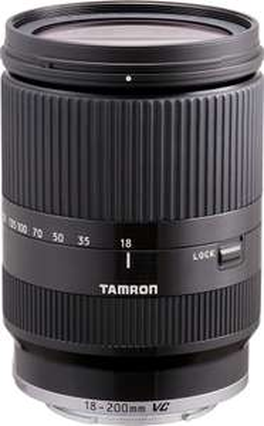 Tamron AF 18-200mm - F3.5-6.3 Di III VC - superzoom lens met macro functie @ bol.com