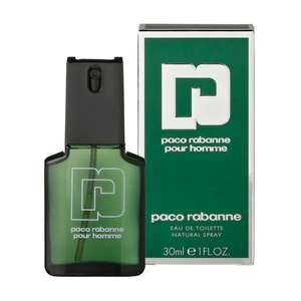 Paco Rabanne Pour Homme 30ml Eau De Toilette Spray