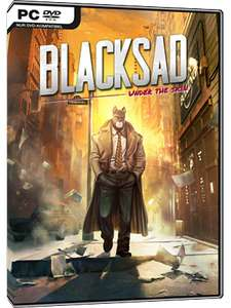 Blacksad - Under the Skin (Steam) Pre-Order 5/11 @ MMOGA