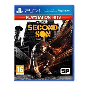 InFamous - Second Son PlayStations Hits (PS4) @ Wehkamp