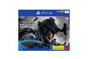 PS4 Slim 1TB + 2 controllers + Call of Duty Modern Warfare (of FIFA 20) - Amazon.de