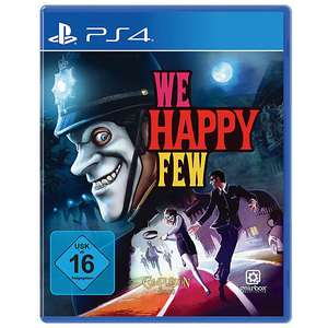 Van €65,99 naar €22,41 PS4 We Happy Few bij Mytoys.de
