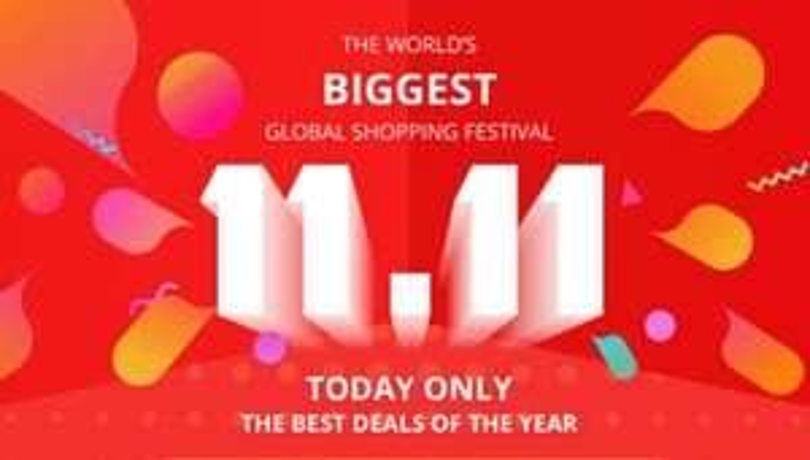 Mega Aliexpress 11.11 Singles Day sale start binnenkort