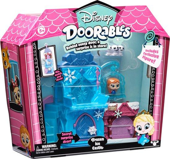 Disney Doorables - Thema Speelset - Frozen Ijskasteel. Alvast voor Sinterklaas:) Deze was 19,99 euro.