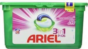 ARIEL 3-IN-1 PODS 38 pcs