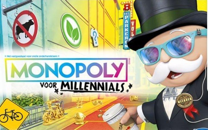 Grensdeal België: monopoly voor millennials, mevrouw monopoly en meer