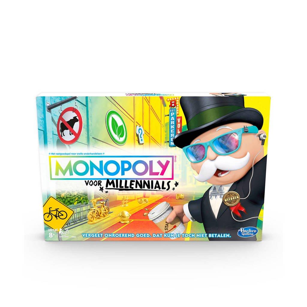 Monopoly Millennial Editie & Valspelers editie