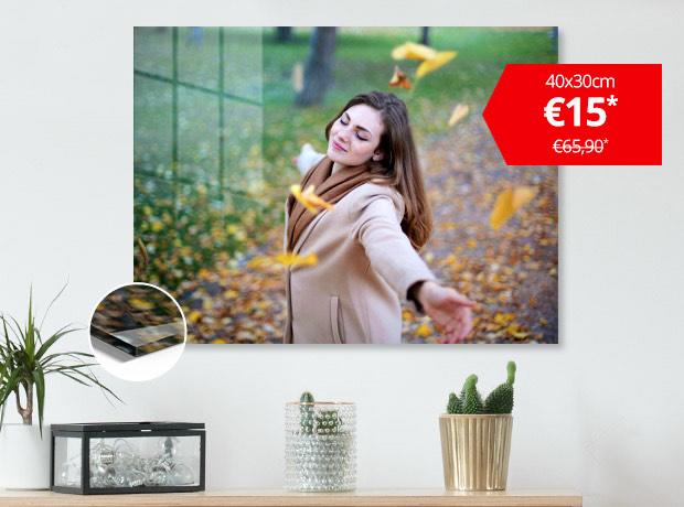 Foto op Plexiglas voor €15 bij BESTE CANVAS