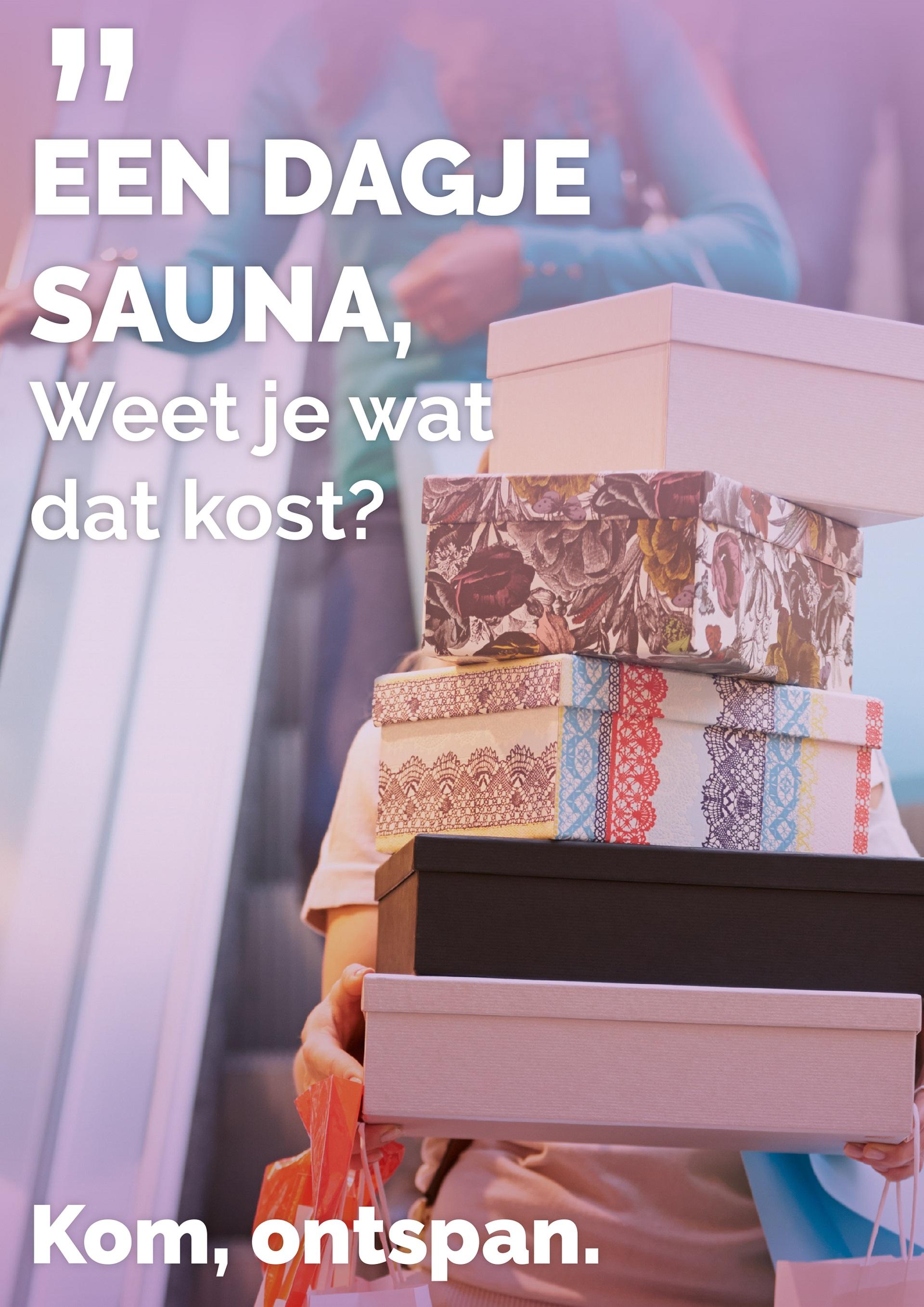 Dagje Welllness / Sauna vanaf €10