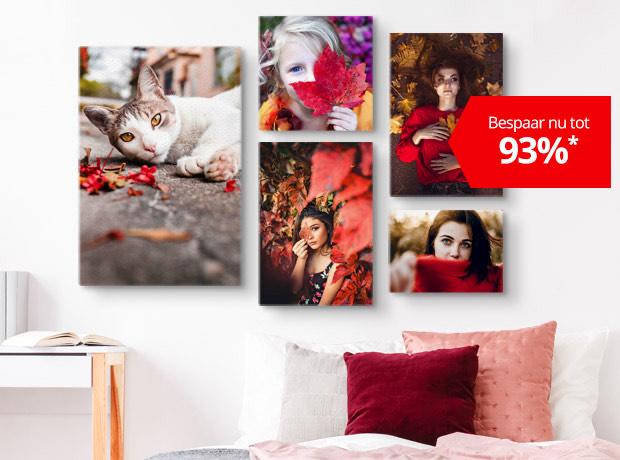 Foto op Canvas vanaf €2,10 bij BESTE CANVAS