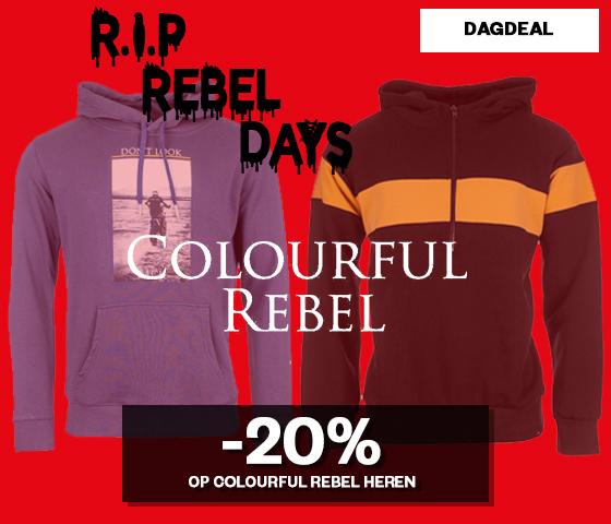Colourful Rebel herenkleding -70% + 20% extra korting @ Maison Lab