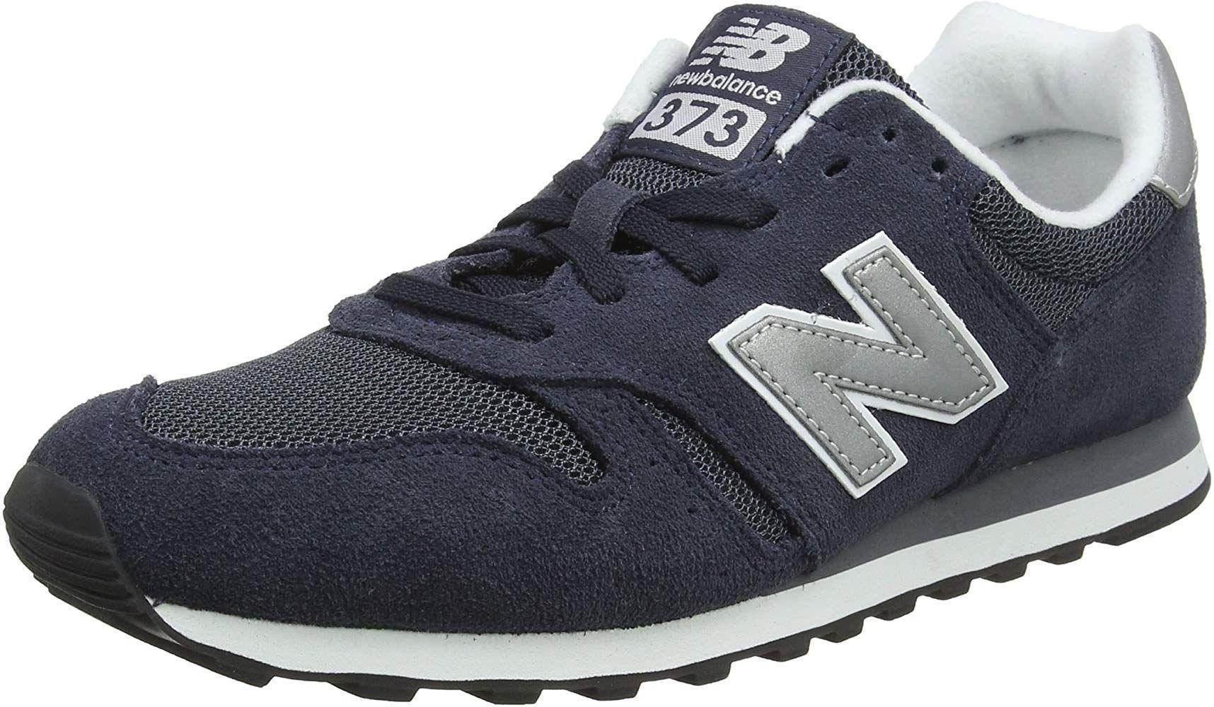 New Balance ML373 navy heren sneakers - diverse maten