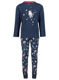 alle kinderpyjama's bij HEMA 2e halve prijs