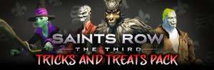 Saints Row: The Third - Tricks and Treats DLC Pack Gratis @ Steam