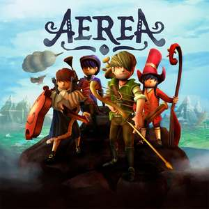 AereA (PS4) voor €1,99 (Deluxe Edition - €2,49) @ PSN
