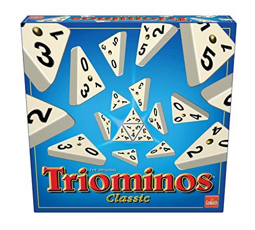 Triominos Classic (12,99) of Deluxe (19,99) - Amazon.de