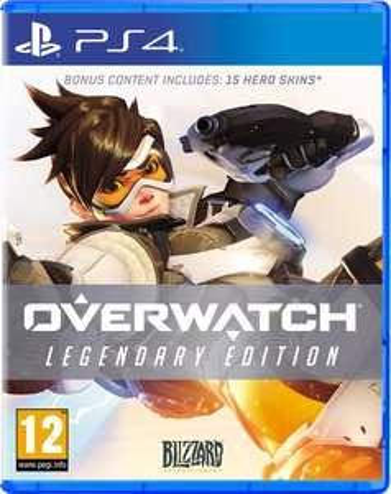 Overwatch (Legendary Edition) - PS4 @ Bol.com
