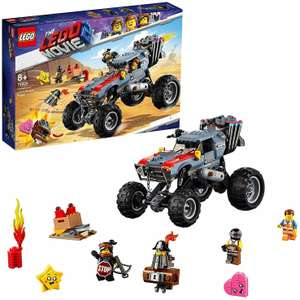 The Lego Movie 2 70829 Emmets en Lucys vluchtbuggy