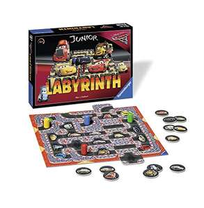 Ravensburger Labyrinth Junior (Betoverde Doolhof) - Cars 3 Editie - Amazon.de