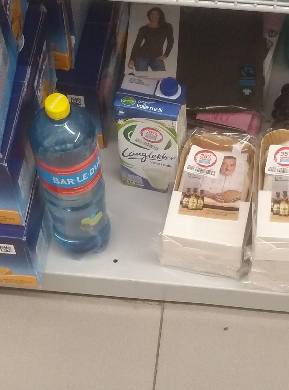 Oude pakken Langlekker ook 2e gratis (2 voor €0,88)