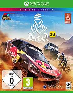 Dakar 18 Day One Edition - Xbox One - Amazon.de