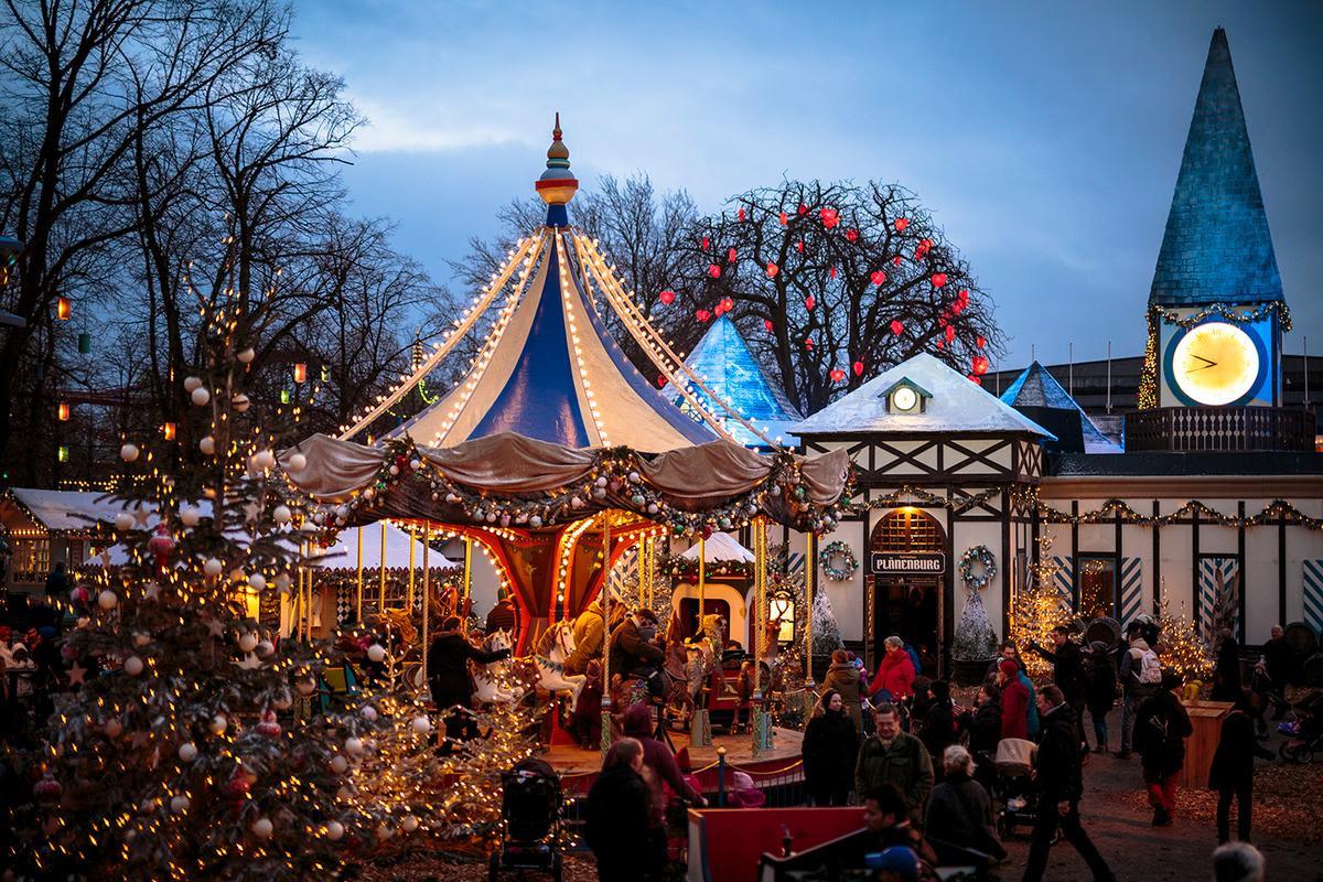 Net voor Kerst naar Kopenhagen, Update 15 nov €58 (was €74), vliegreis retour Eindhoven, 16-19 dec