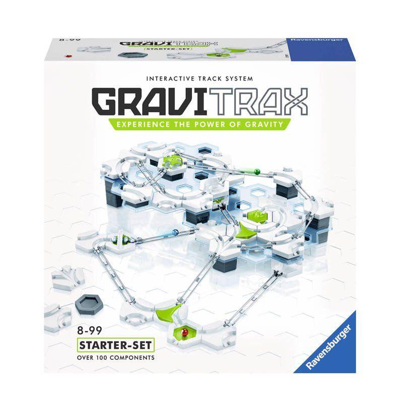 Gravitrax starter set van €49,95 naar €34,97 Bij wehkamp